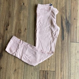 ❗️3 FOR $25❗️Pink Low-Rise Super-Stretch Jeggings